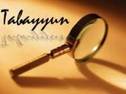 Menghidupkan Budaya Tabayyun