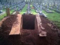 satu lubang kubur dua mayit