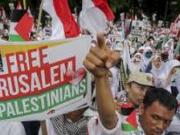Pendapat Ulama - Aksi Demo Damai Membela Palestina