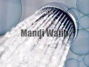 Tata Cara Mandi Wajib