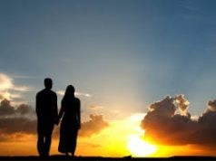 menyandingkan nama isteri dan suami
