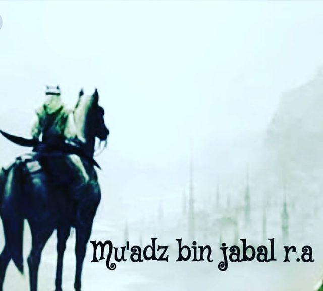 Muadz bin Jabal