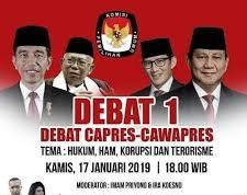Debat Presiden dalam Hukum Islam